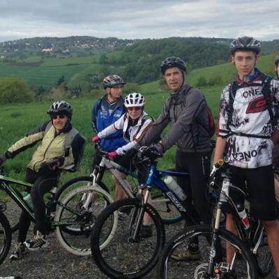 Groupe Cyclos Lerptiens VTT